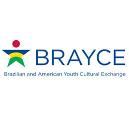 BRAYCE -Brazilian and American Youth Cultural Exchange logo
