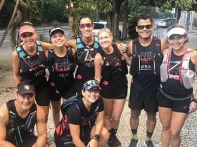 Bohrer Fitness Team in Rio de Janeiro