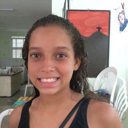 EduMais Community English student Izabely