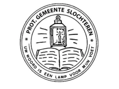 Logo of Prot Gemeente Slochteren, a partner for the volunteer organization EduMais in Rio de Janeiro