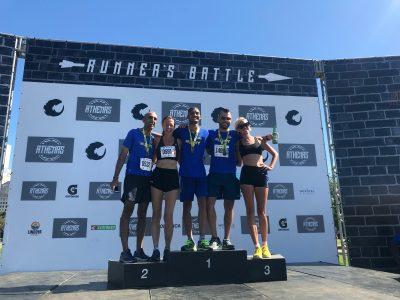 Winners half marathon