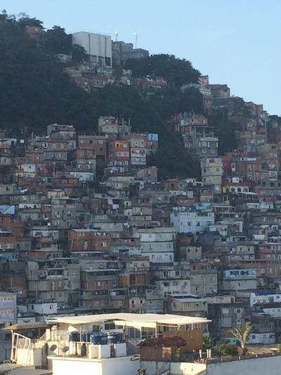 Pavão-Pavãozinho and Cantagalo Favelas where EduMais works