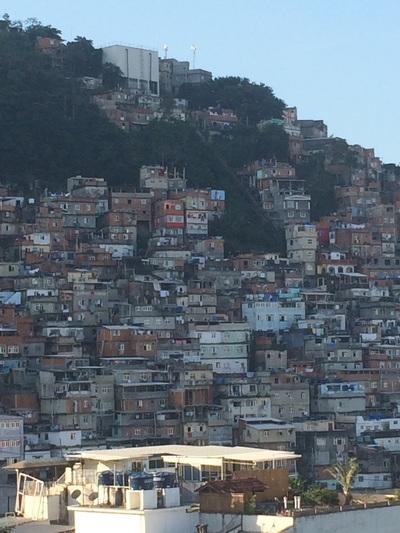 Pavão-Pavãozinho and Cantagalo Favelas where EduMais works