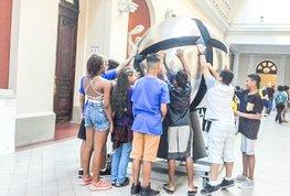 National Museum Rio de Janeiro   EduMais Volunteers
