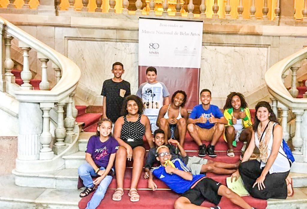 National Museum Rio de Janeiro | EduMais Volunteers