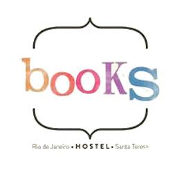 Books Hostel - Rio de Janeiro logo