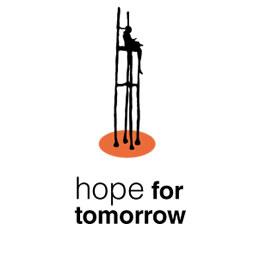 Hope for Tomorrow logo