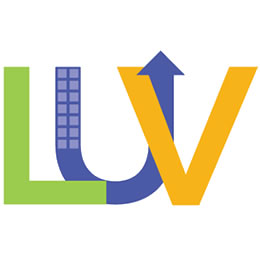 Level Up Village logo